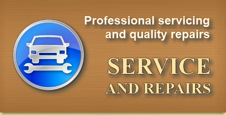 Service and Repairs - professional servicing and quality repairs